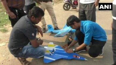Failed in class 10, teen stuns all with 35 plane models