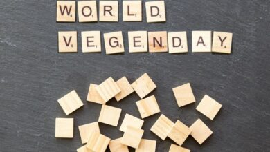Photo of Check out these recipes for World Vegan Month
