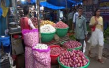 Kerala: Onion prices shoot up in Trivandrum