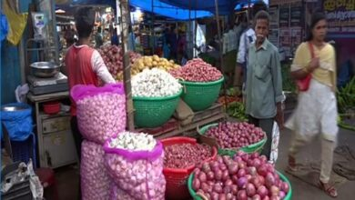 Photo of Kerala: Onion prices shoot up in Trivandrum