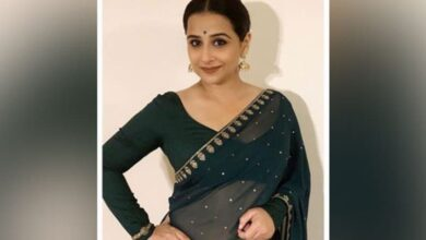 Photo of Vidya Balan reveals her all-time favourite movies