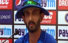 We have to play despite pollution, says, Indian batting coach