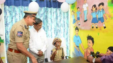 Photo of Telangana gets its first 'Child-friendly' Police Station