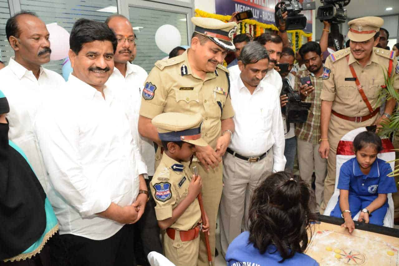 Telangana get its first 'Child-friendly' Police Station