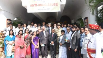 Photo of Hyderabad City Civil Court holds Anti-Drug Abuse awareness camp
