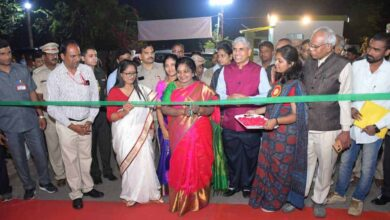 Tamilisai inaugurates crafts mela at NIRD Hyderabad