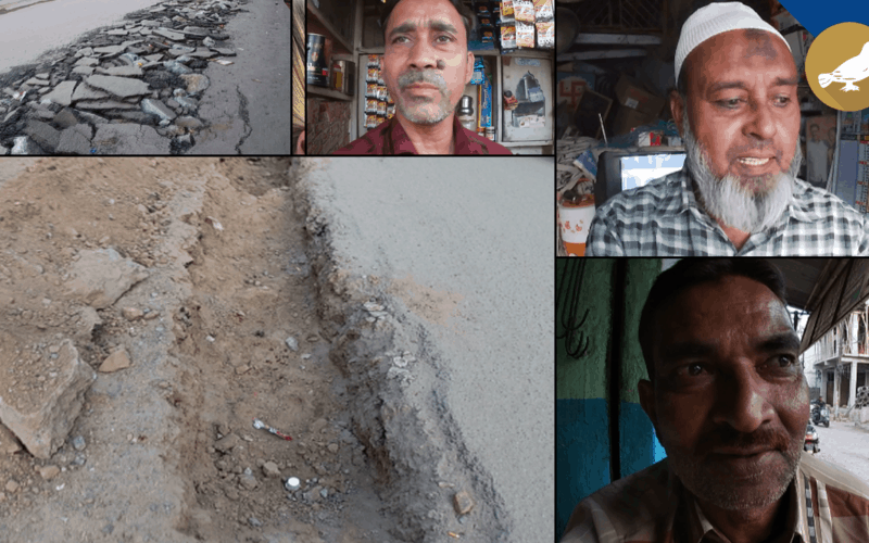 Yakutpura: People face untold misery due to dug-up roads