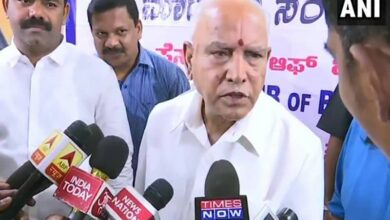 Photo of SC considers to take on record purported clip of Yediyurappa