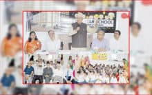 Sky is the limit for getting education: Zahid Ali Khan