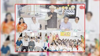 Photo of Sky is the limit for getting education: Zahid Ali Khan