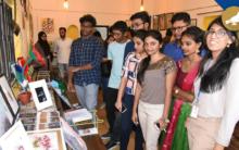 Hyderabad Art Exhibition at Lamakan