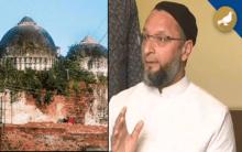 Babri Verdict: Case filed against Asaduddin Owaisi