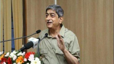 Photo of MANUU VC Dr Aslam Parvaiz's resignation accepted