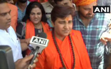 BJP decides to remove Pragya from defence panel: Nadda