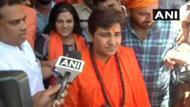Photo of BJP decides to remove Pragya from defence panel: Nadda