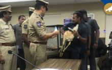 Hyderabad: Blackbuck rescued by City police, 3 held