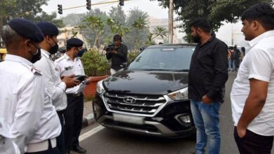 Photo of Delhi: 233 challans issued on first day of Odd-Even scheme