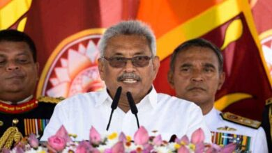 Photo of Charges dropped against immune new Sri Lanka president