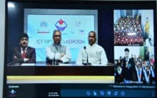 Uttarakhand Chief Minister inaugurates virtual class project