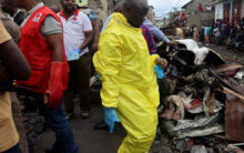23 killed in plane crash in eastern DR Congo