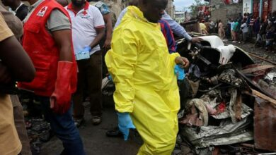 Photo of 23 killed in plane crash in eastern DR Congo
