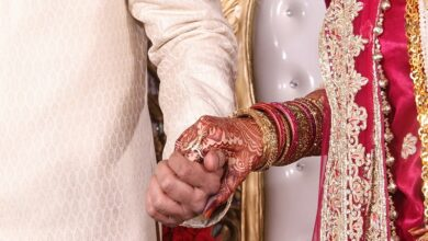 Photo of Interfaith couple who married secretly reunite