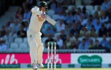 David Warner scores second double ton in Test