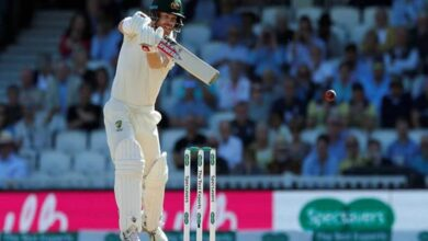 Photo of David Warner scores second double ton in Test