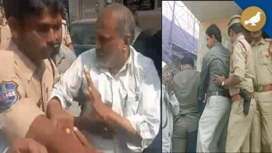 Photo of Babri Verdict: DJS members held by Hyderabad police