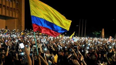 Photo of Colombia expels 59 Venezuelans who took part in protests