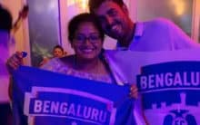 Mom-to-be asked for hot water, B'luru FC gave owner's box seat