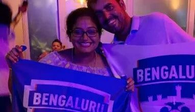 Photo of Mom-to-be asked for hot water, B'luru FC gave owner's box seat