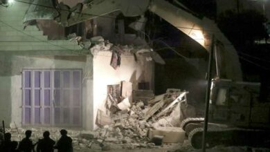 Photo of Israel demolishes homes of alleged Palestinian killers: army
