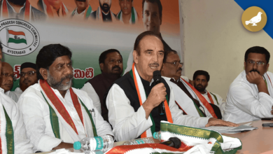 Photo of Unemployment problem doubled during BJP rule: Azad