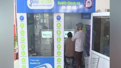 Photo of Lucknow Railway Station installs 'Health ATMs'