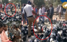 Hyderabad: Drive launched against use, sale of non-ISI helmet