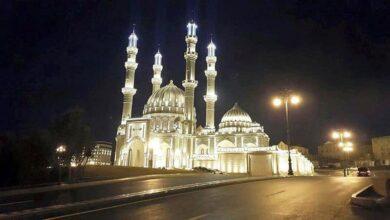 Photo of Azerbaijan's Heydar Mosque: where Sunni, Shia pray together