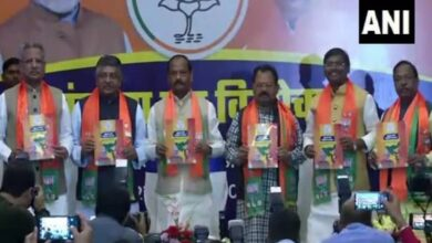 Photo of Jharkhand assembly poll: BJP promises mobile phone to farmers
