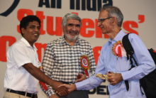 9th All India student conference in Hyderabad