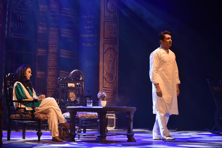 QABTF 2019: Shekhar, Suchitra wow audience in 'Ek Haan'