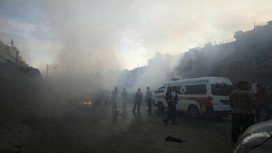 Photo of Car bomb explosion in Kabul kills 7