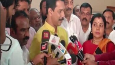 Photo of Will decide on giving tickets to disqualified MLAs: BJP
