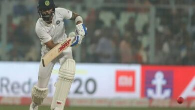 Photo of D/N Test: India takes 68-run lead over Bangladesh on day one