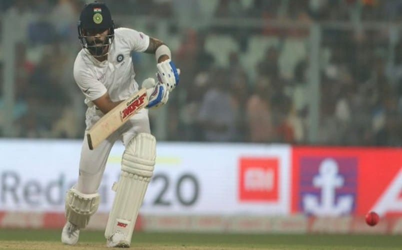 D/N Test: India takes 68-run lead over Bangladesh on day one