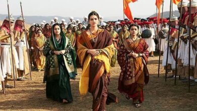 Photo of Parvati Bai from 'Panipat' is both loving and fearless: Kriti
