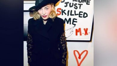 Photo of Madonna cancels 3 concerts due to health issues