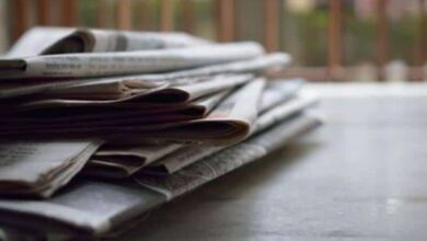 Photo of Old newspapers can be used to grow carbon nanotubes