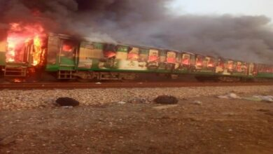 Photo of Pak train inferno: PM Imran Khan expresses grief