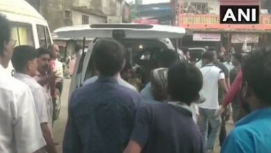 Photo of Maha: Explosion in Raigad building leaves three dead