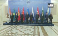 Rajnath Singh attends SCO meeting in Tashkent
